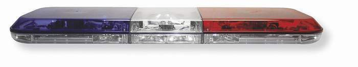 Star sabre halogen police special light bar warrow bar 46 aloadofball Image collections