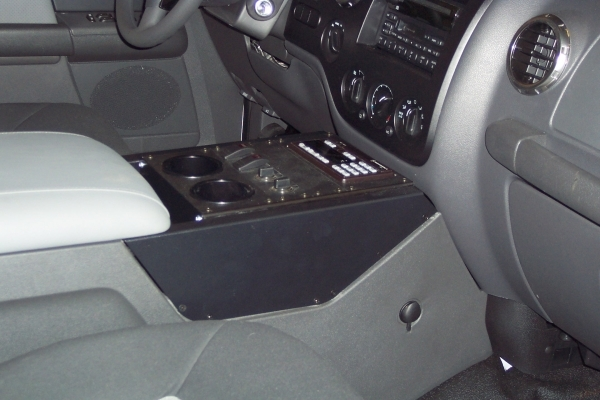 Ford Expedition 12 Quot Console