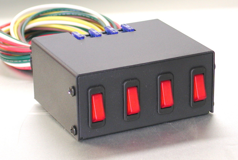 Star 4 Function Switch Box